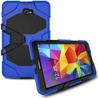 Armory 3v1 odolný obal na tablet Samsung Galaxy Tab A 10.1 (2016) - modrý