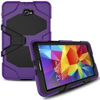 Armory 3v1 odolný obal na tablet Samsung Galaxy Tab A 10.1 (2016) - fialový