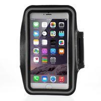 Soft pouzdro na mobil vhodné pro telefony do 160 x 85 mm - černé