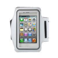 Gymfit sportovní pouzdro pro telefon do 125 x 60 mm - bílé
