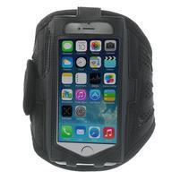 Absorb sportovní pouzdro na telefon do velikosti 125 x 60 mm - černé