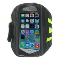 Absorb sportovní pouzdro na telefon do velikosti 125 x 60 mm - zelené