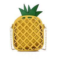 AnanasFun stylová kabelka - žlutá/žlutá