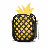 AnanasFun stylová kabelka - žlutá