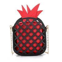 AnanasFun stylová kabelka - červená