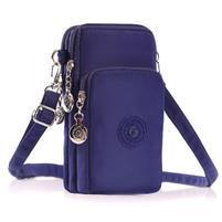 Style univerzální nepromokavá taštička na rameno i na ruku pro zařízení až do 160 x 80 mm - modrá