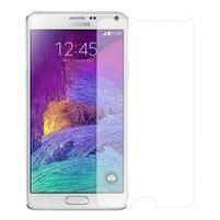 Ochranné tvrzené sklo na Samsung Galaxy Note 4