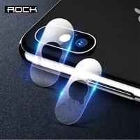 Rock tvrzené sklo pro čočku fotoaparátu na mobil iPhone XS a iPhone XS Max