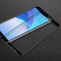 IMK celoplošné tvrzené sklo na Honor 7A a Huawei Y6 Prime (2018) - černé