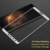 IMK celoplošné tvrzené sklo na displej Honor 9 Lite - bílé