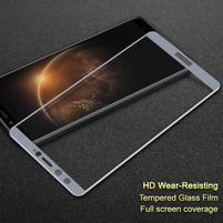 IMK celoplošné tvrzené sklo na displej Honor 9 Lite - šedé