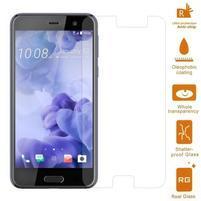 Ochranné tvrzené sklo na HTC U Play