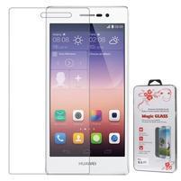 Ochranné tvrzené sklo na Huawei Ascend P7