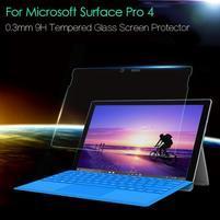 Ochranné tvrzené sklo na Microsoft Surface Pro 4
