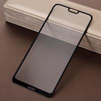 Silk celoplošné tvrzené sklo s černým lemem pro Nokia 6.1 Plus