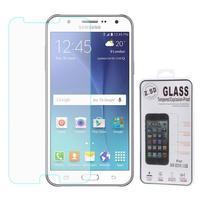 Tvrzené sklo na displej Samsung Galaxy J5 verze (2016)
