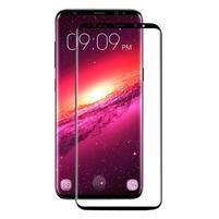 MTC celoplošné tvrzené sklo na Samsung Galaxy S9 - černé