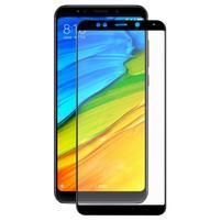Carb 3D ochranné tvrzené sklo na Xiaomi Redmi 5 Plus - černý lem