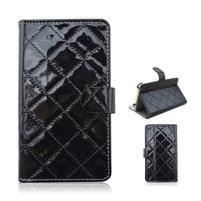 Luxury univerzální pouzdro na mobil do 148 x 76 x 21 mm - černé