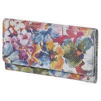 Flower univerzální kapsička na mobil do rozměru 15,5 x 7,7 cm - modrá