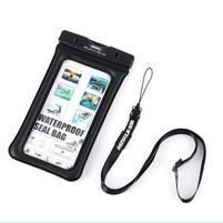 RX outdoor vodotěsný obal na mobil do velikosti 160x80 mm - černý