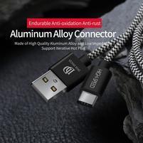 Vysokorychlostní USB Type-C pro nabíjení a synchronizaci - 25 cm
