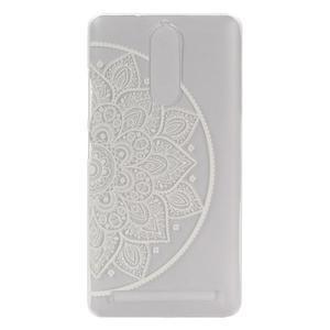 Plastový obal na mobil Lenovo K5 Note - krajka II - 1