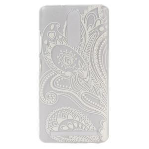 Plastový obal na mobil Lenovo K5 Note - henna - 1