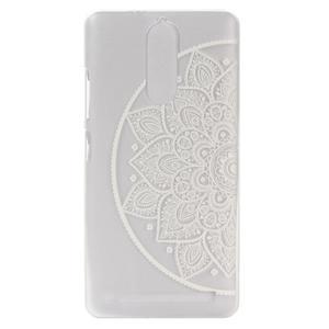 Plastový obal na mobil Lenovo K5 Note - krajka I - 1