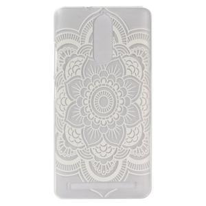 Gélový obal pre mobil Lenovo K5 Note - ethnic - 1