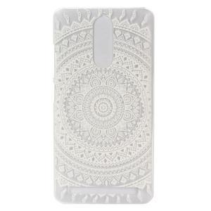 Plastový obal na mobil Lenovo K5 Note - mandala - 1