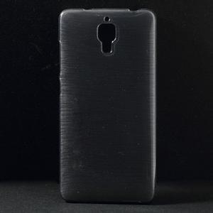 Gelové Cover pouzdro na Xiaomi Mi4- černé - 1