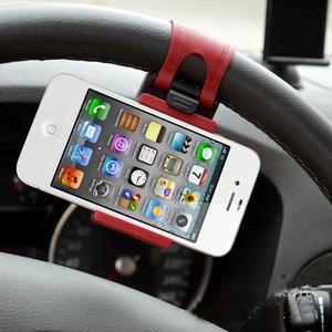 Univerzální držák mobilu na volant - 1