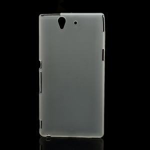 Gelové pouzdro na Sony Xperia Z L36i C6603- transparentní - 1
