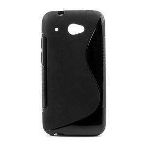 Gelove S-line pouzdro pro HTC Desire 601- černé - 1