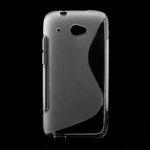 Gelove S-line pouzdro pro HTC Desire 601- transparentní - 1