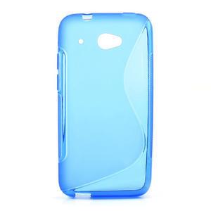 Gelove S-line pouzdro pro HTC Desire 601- modré - 1