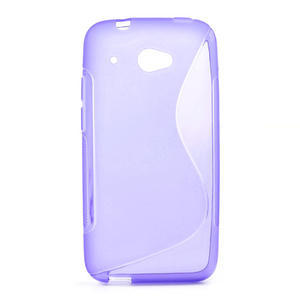 Gelove S-line pouzdro pro HTC Desire 601- fialové - 1