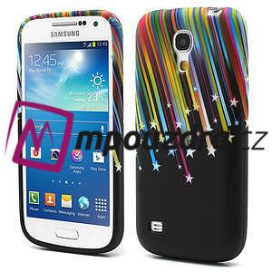 Gelové pouzdro pro Samsung Galaxy S4 mini i9190- meteor barevný - 1