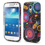 Gelové pouzdro pro Samsung Galaxy S4 mini i9190- barevné vzory - 1/5