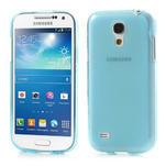 Gelové pouzdro na Samsung Galaxy S4 mini i9190- modré - 1/7