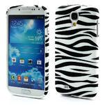 Gelové pouzdro pro Samsung Galaxy S4 i9500- zebra - 1/5