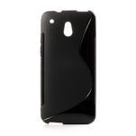 Gelové S-line pouzdro pro HTC one Mini M4- černé - 1/4
