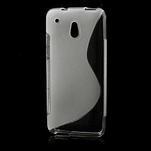 Gelové S-line pouzdro pro HTC one Mini M4- transparentní - 1/5