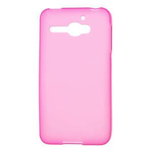 Gelové pouzdro na Alcatel One Touch Star OT-6010D- růžové