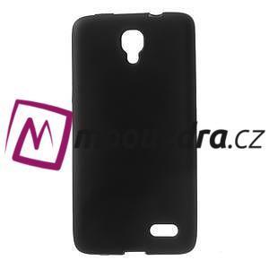 Gelové pouzdro na Alcatel One Touch Idol OT-6030D- černé