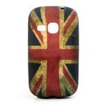 Gelové pouzdro na Samsung Galaxy Young S6310- UK vlajka - 1/5