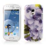 Gelové pouzdro na Samsung Galaxy Trend, Duos- elegantní květ - 1/6