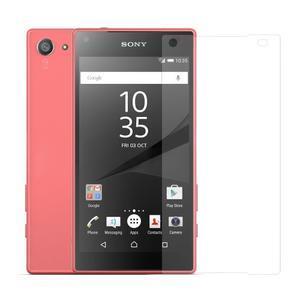 Fix tvrzené sklo na displej Sony Xperia Z5 Compact