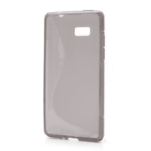 Gelové S-line pouzdro pro HTC Desire 600- šedé - 1/6